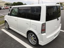 2001 Toyota bB - White -  (REDUCED) $2000 in Okinawa, Japan