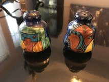 Mexican Amora salt and pepper shaker in Kingwood, Texas