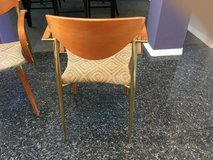 1970's Paco Capdell chairs in Kingwood, Texas