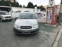2004 Subaru Legacy Wagon H6 WOW - Automatic - New Tires - TINT - Super Clean - Well Maintained... in Okinawa, Japan