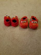 Toddler boy size 7/8 slippers in Bolingbrook, Illinois