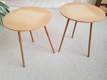 Table x 2 Round Decorative Tables in St. Charles, Illinois