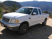 99 F150 4X4 Supercab pickup, V/8, Automatic, One Owner in 29 Palms, California