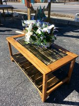 Golden pecan and Ebony coffee table in Hinesville, Georgia
