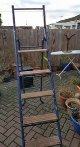 REDUCED 5 Step Extendable Ladder in Lakenheath, UK