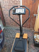 Treadmill in Lakenheath, UK