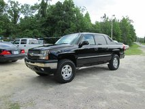 2006 CHEVY AVALANCHE 1500 LT 4X4 NICE TRUCK!! in bookoo, US