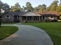 3400 SQ FT BRICK HOME ON 10 ACRES W/ 3400 SQ FT BASEMENT in Fort Rucker, Alabama