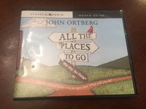All The Places To Go (book on CD) in Glendale Heights, Illinois