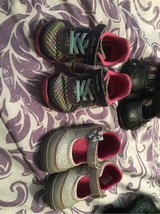toddler size 5 shoe lot in Houston, Texas