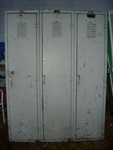 Set of Lockers in Pleasant View, Tennessee