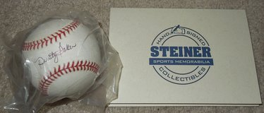 Collectors Dusty Baker Signed Autograph Major League Baseball MLB Cubs 2003COA in Westmont, Illinois
