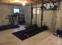 Rogue Squat Rack & Alot more (immaculate) in Schaumburg, Illinois