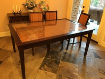 Kitchen table with six chairs in Tomball, Texas