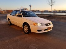 2002 Toyota Corolla in Lockport, Illinois