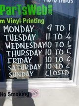 We have all your moto needs! Our new hours are out, Come see us! in Fort Leonard Wood, Missouri