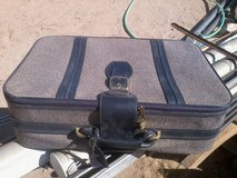Medium sized suitcase in Yucca Valley, California