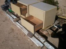 Pair Nightstands / Small Dressers in 29 Palms, California