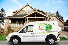 Pest Control in Oswego, Illinois