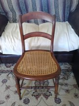 Antique chair in Alamogordo, New Mexico