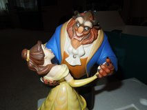 RARE Walt Disney Classics Collection- BEAUTY AND THE BEAST- NEW + free litho in Bolingbrook, Illinois