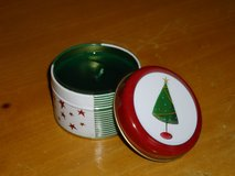 new candle tin in Plainfield, Illinois