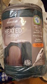 Heated Throws New! in Bolingbrook, Illinois
