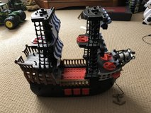 Fisher price pirate ship in Naperville, Illinois