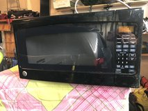 GE countertop microwave in Yorkville, Illinois