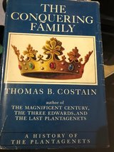 Thomas B Costain books - 14 total in Wheaton, Illinois