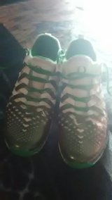 a pair of basketball shoes almost brand new size 10.5 in DeRidder, Louisiana