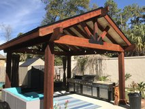 Carpenters and Painters in Coldspring, Texas