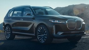 2017 BMW X7 – Engine and Fuel Economy in Fort Lewis, Washington