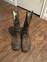 Old West Boots - Boys Size 040 in Baytown, Texas