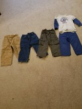 Boys 3t clothing sets (fall/winter) in Aurora, Illinois