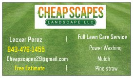 Lawn care in Beaufort, South Carolina