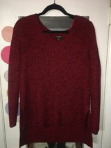 "Cute Red Torrid sweater! Size ""1"" in Lockport, Illinois"