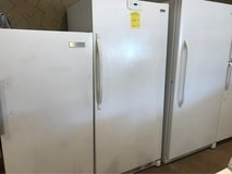 Name brand freezers in Houston, Texas