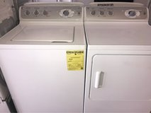 GE washer and dryer electric in Cleveland, Texas