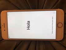 iPhone 6 color gold  no scratches .always used a case cover in Temecula, California