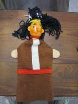 Vintage Wooden Head  Indian Puppets in Camp Lejeune, North Carolina