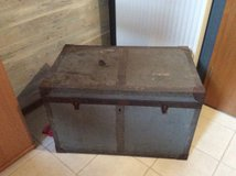 Old Storage Box in Ramstein, Germany
