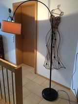Floor lamp in Ramstein, Germany