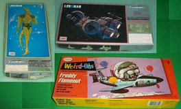 3 Model kits in Glendale Heights, Illinois