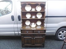 Most Lovely Oak Old Charm Hertford Plate Rack Sideboard Dresser in Lakenheath, UK