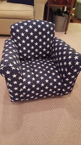 Toddler Navy Stars Rocking Chair in Batavia, Illinois