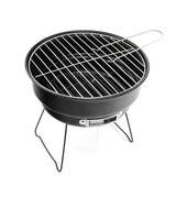 Compact portable camping grill (world market) in Ramstein, Germany