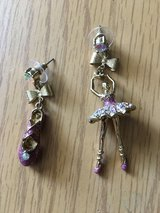 BETSEY JOHNSON EARRINGS in Sugar Grove, Illinois