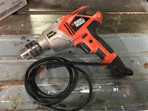 "Black & Decker 1/2"" Reversible Drill in Tomball, Texas"