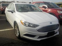 '17 Ford Fusion SE AUTOMATIC in Spangdahlem, Germany